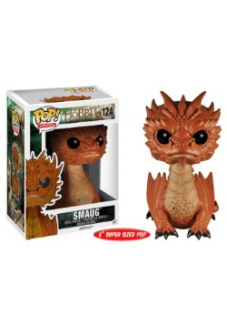POP Smaug Super Sized Vinyl Figure