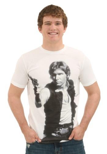 Han's Blast Mens T-Shirt