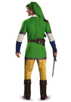 Deluxe Adult Link Costume2