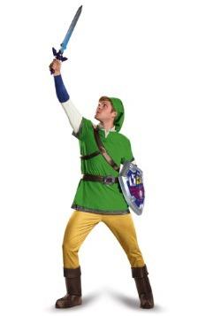 Deluxe Adult Link Costume3