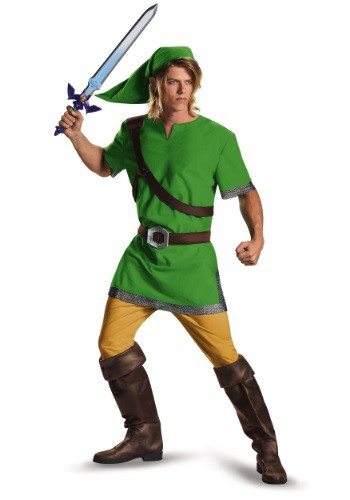 Adult Classic Link Costume