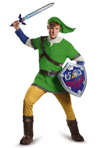 Deluxe Link Plus Size Costume