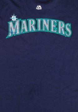Official Wordmark Seattle Mariners Men's T-Shirt1