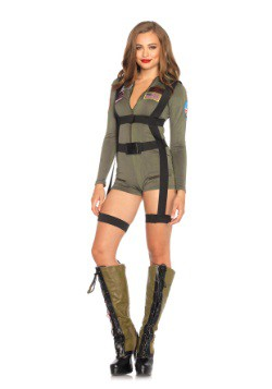 Top Gun Womens Romper