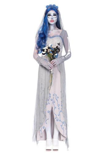 The Corpse Bride Women's Costume