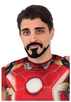 Avengers Tony Stark Iron Man Mustache & Goatee