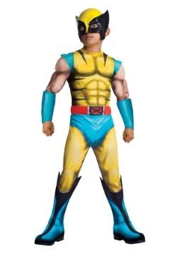 Deluxe Kids Wolverine Costume