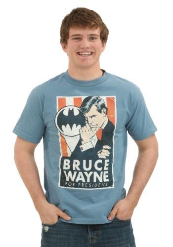 Bruce Wayne For President Men's T-Shirt