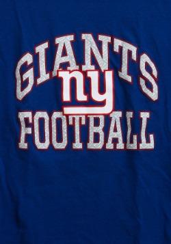 New York Giants Franchise Fit Womens T-Shirt2