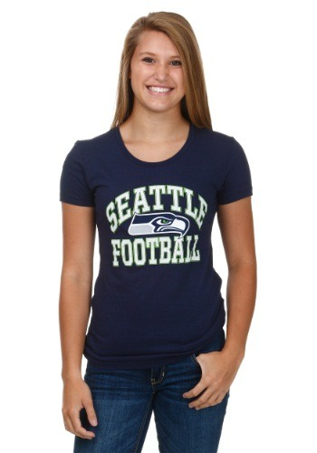 Seattle Seahawks Franchise Fit Womens T-Shirt