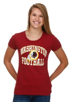 Women's Washington Redskins Franchise Fit T-Shirt