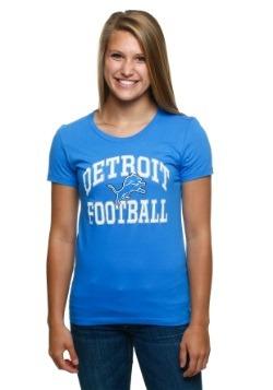 Detroit Lions Franchise Fit Women's T-Shirt