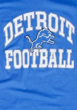 Detroit Lions Franchise Fit Women's T-Shirt2