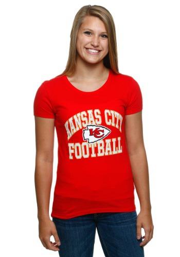 Kansas City Chiefs Franchise Fit Women's T-Shirt