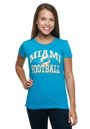 Miami Dolphins Franchise Fit Women's T-Shirt