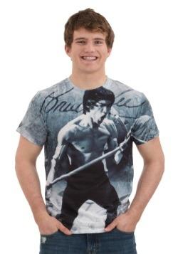 Bruce Lee Whoooaa Men's T-Shirt
