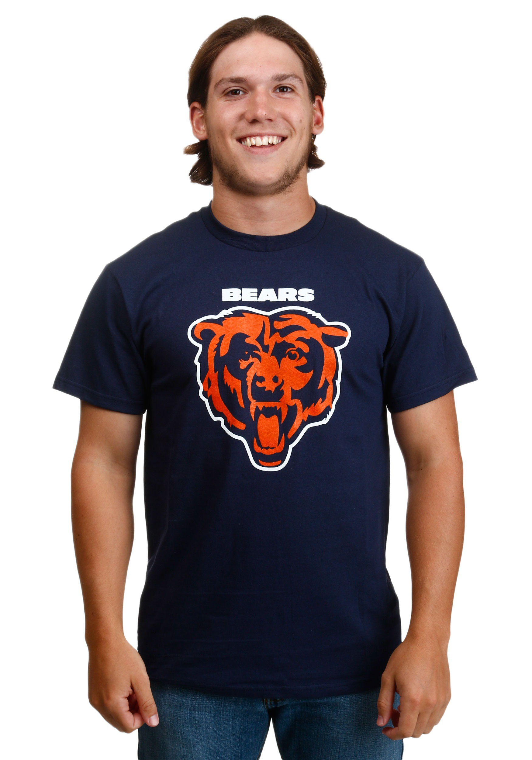 aa1af798 Men's Chicago Bears Critical Victory T-Shirt