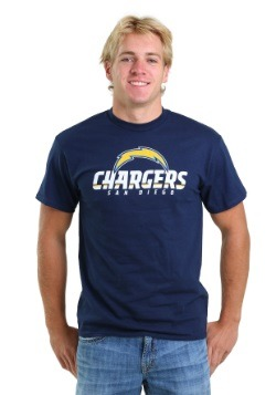 Women's San Diego Chargers Critical Victory T-Shirt