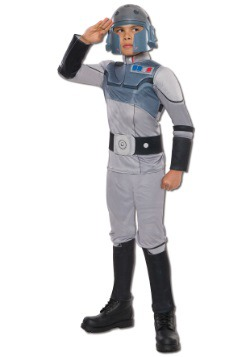 Star Wars Rebels Deluxe Agent Kallus Costume
