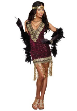 Sophisticated Lady Flapper Costume