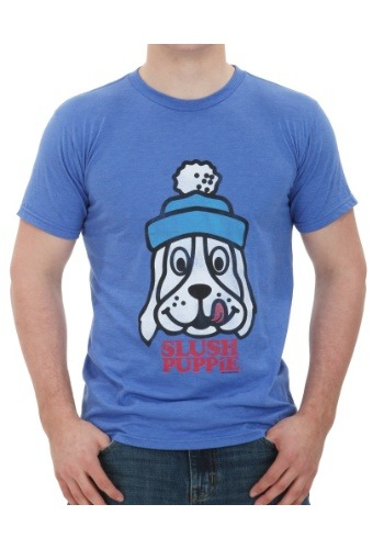 Slush Puppie Puppy Face T-Shirt
