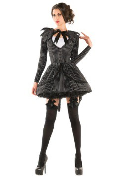 Bad Dreams Babe Costume For Adults