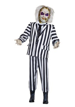 Life Sized Animated Beetlejuice Halloween Prop
