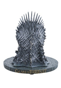 "7"" Iron Throne Replica Image 2"