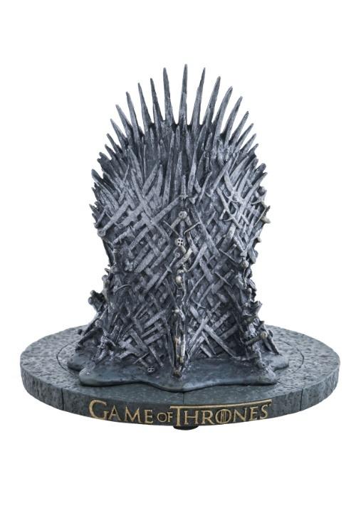 "7"" Iron Throne Replica Image 2"