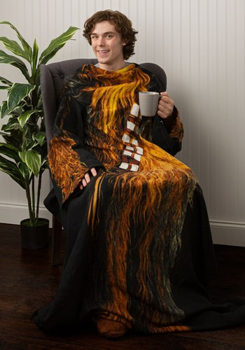 Chewbacca Adult Comfy Throw