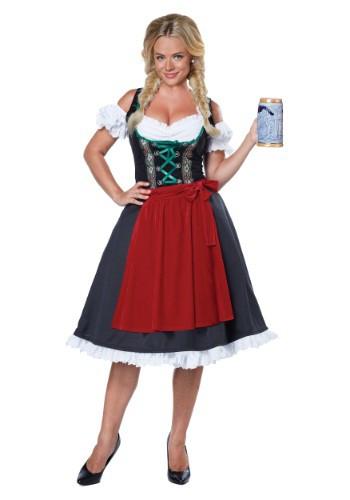 Oktoberfest Fraulein Women's Costume
