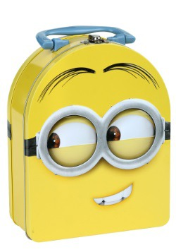 Minions Side-Looking Lunch Box