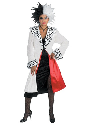 Prestige Adult Cruella De Vil Costume