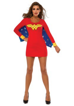 Women's Wonder Woman Wings Dress