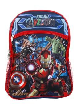 """Avengers 16"""" Backpack"""
