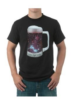 Galaxy Beer Men's T-Shirt