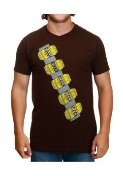 Beer Bandolier Men's T-Shirt