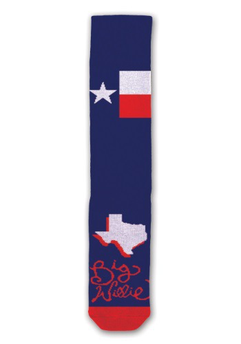 Big Willie Texas Freaker Socks