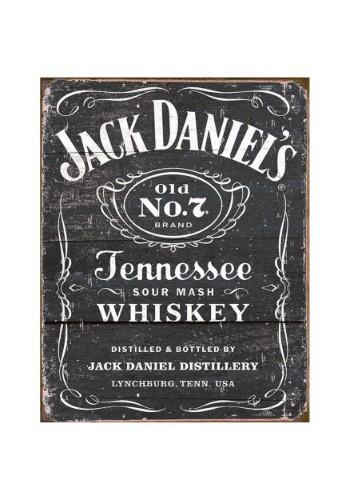 Jack Daniels Tin Sign