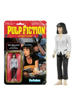 Pulp Fiction Mia Wallace Action Figure