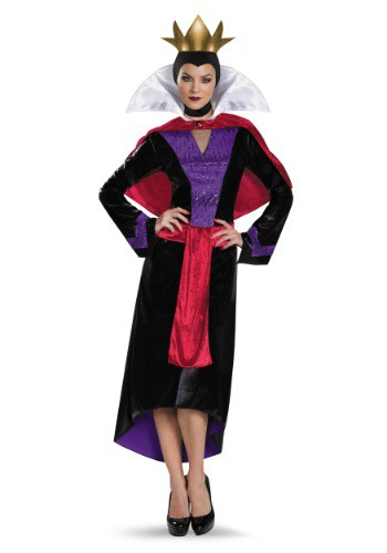 Adult Deluxe Evil Queen Costume