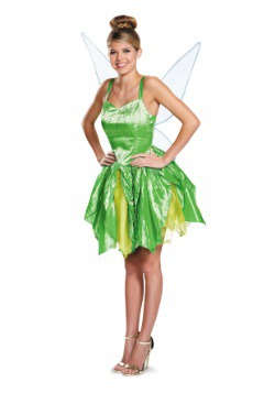 Women's Prestige Tinker Bell Costume