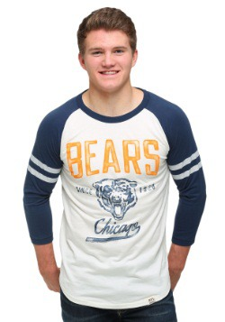 Chicago Bears All American Raglan