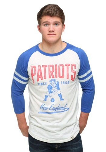 New England Patriots All American Raglan