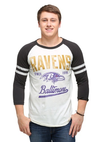 Men's Baltimore Ravens All American Raglan Shirt
