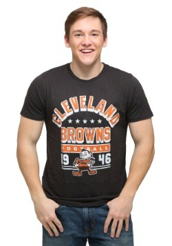Men's Cleveland Browns Kickoff Crew T-Shirt