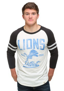 Detroit Lions All American Raglan Men's Shirt