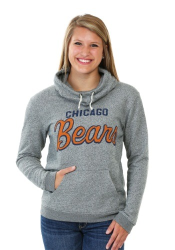 Chicago Bears Sunday Juniors Cowl Hoodie