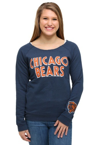 Chicago Bears Champion Fleece Juniors Sweatshirt