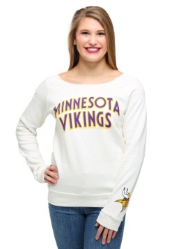 Minnesota Vikings Champion Fleece Juniors Sweatshirt